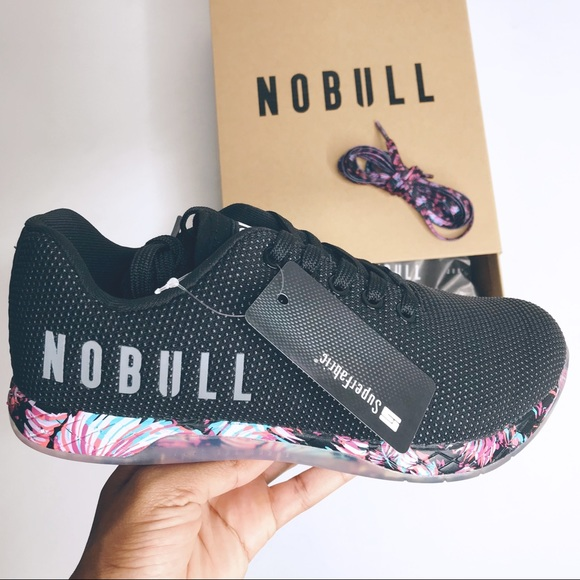 Nobull Project Midnight Palm Trainer